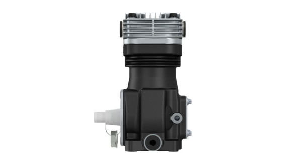 Single-Cylinder compressor, foot mounted