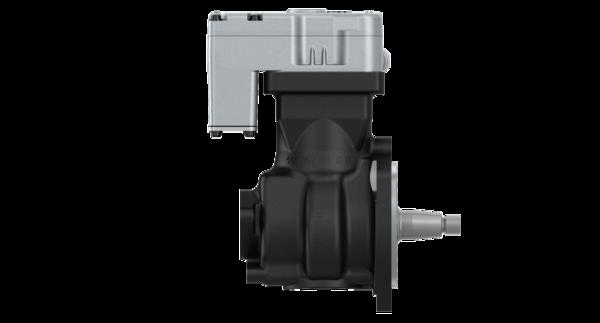 Single-Cylinder compressor, 352 cc, flange mounted