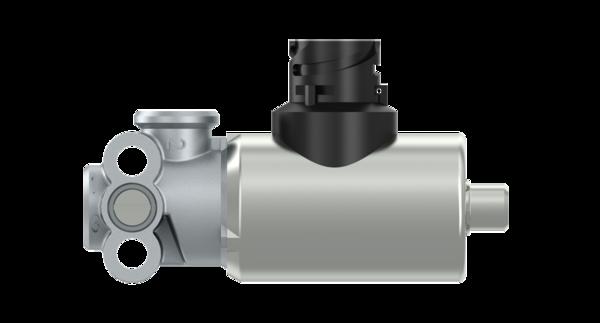 Push Pull Valve Tractor Trailer 1//4-18 Nptf Ports