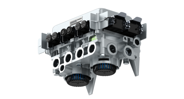 EBS trailer modulator