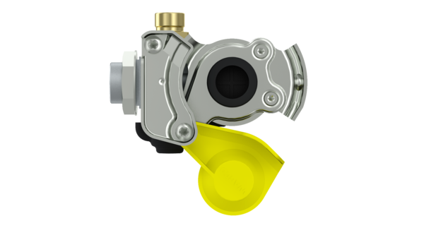 Coupling Head with integrated Filter
