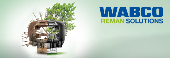 WABCO REMAN Solutions extiende su gama de alternativas ecológicas de menor costo y alta calidad