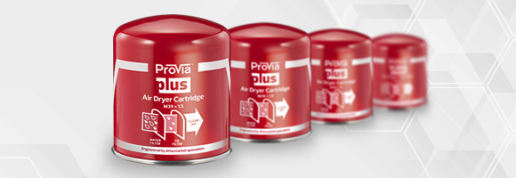 "Get to know ProVia desiccant coalescing cartridge ""PLUS"""