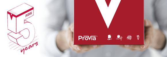 2016년 출시 이후, ProVia 브랜드가 이룬 성장을 확인해보세요